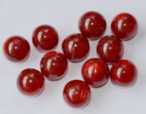 Ruby ball 1.5mm
