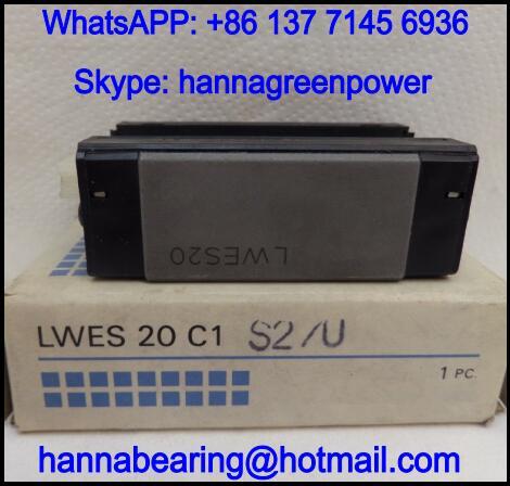 LWES45 Linear Guide Block / Linear Way 86x125x60mm