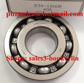B34-3A Deep Groove Ball Bearing 34x50x9mm