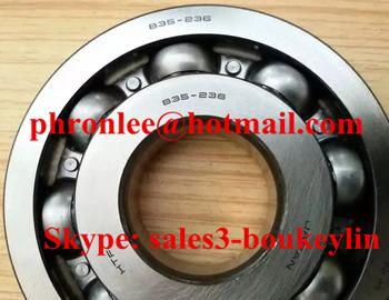 B35-135 Deep Groove Ball Bearing 35x80x19mm