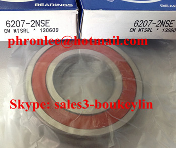 6202-2NSE Deep Groove Ball Bearing 15x35x11mm