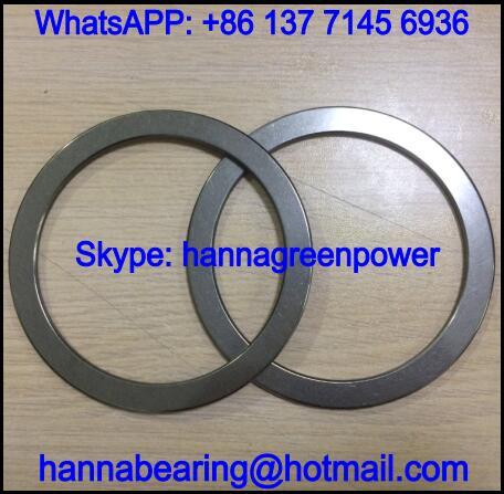 FTRE4565 Thrust Bearing Ring / Thrust Needle Bearing Washer 45x65x3mm