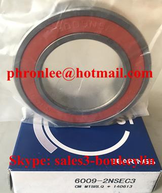 6000-2NSE Deep Groove Ball Bearing 10x26x8mm