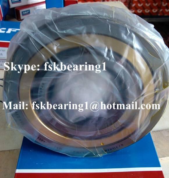AMS 24 Inch Size Angular Contact Ball Bearings 76.2x177.8x39.69mm