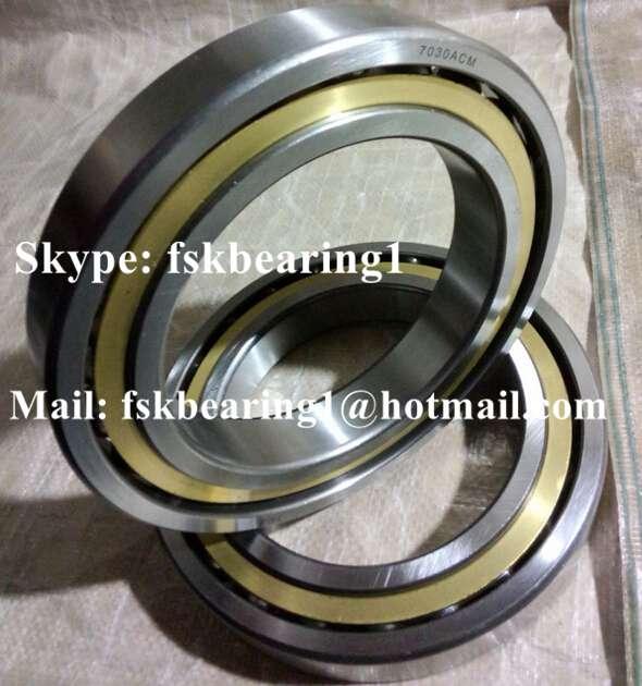 MJT 3.1/4 Inch Series Angular Contact Ball Bearings 82.5x190.5x39.69mm