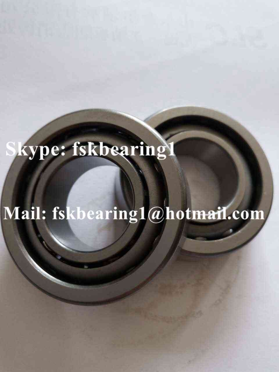 MS 16AC Inched Angular Contact Ball Bearings 57.15x127x31.75mm