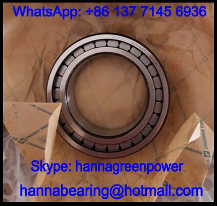 NCF 3004 CV Single Row Cylindrical Roller Bearing 20x42x16mm