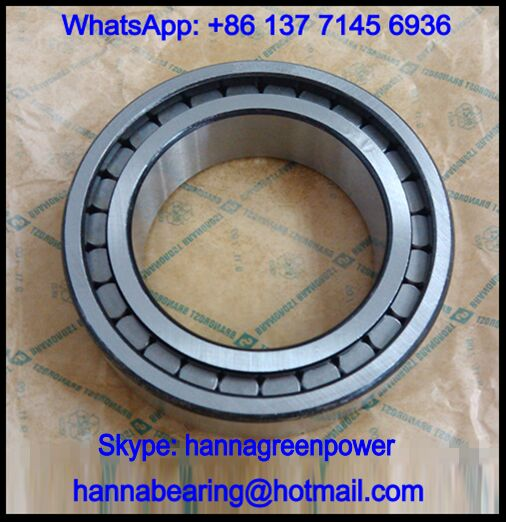 NCF3009 Full Complement Cylindrical Roller Bearing 45x75x23mm