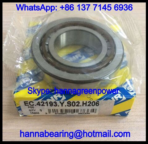 EC42193YS02H206 Tapered Roller Bearing / Gearbox Bearing 28x55x13.75mm