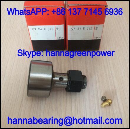 CR36UU Stud Type Cam Follower Bearing 22.225x57.15x84.3mm