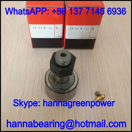CR20UUR Stud Type Cam Follower Bearing 12.7x31.75x52.15mm