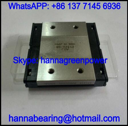 SRS7WGMUU(GK) Linear Guide Block 25x31x9mm