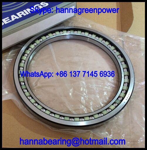 140BA180 Excavator Bearing / Angular Contact Bearing 140x180x22mm
