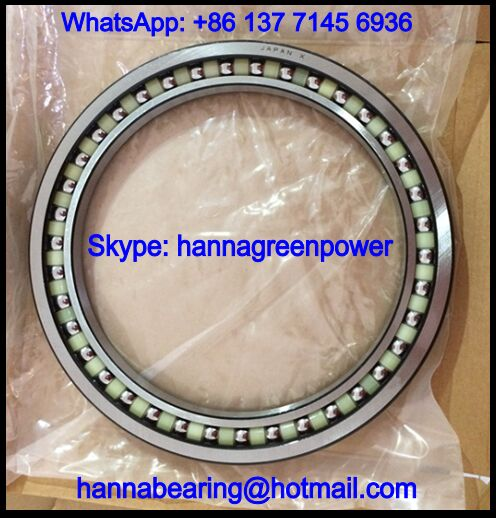 AC6037 Excavator Bearing / Angular Contact Bearing 300x370x33mm