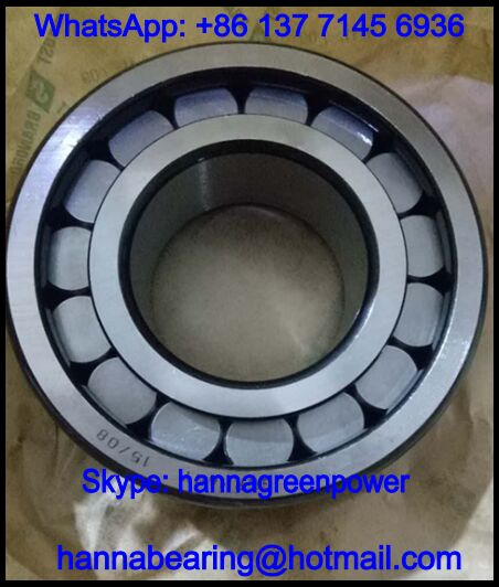 NCF3008 Single Row Cylindrical Roller Bearing 40x68x21mm
