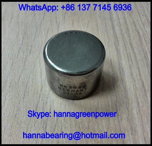 BK1712AS1 Needle Roller Bearing With Oil Hole 17x23x12mm