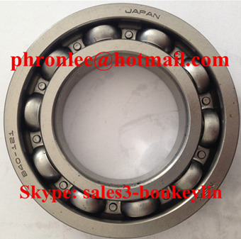 B42Z-7E Deep Groove Ball Bearing 42.5x72x11mm