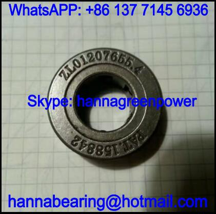 ZL01207655 Needle Roller Bearing / One Way Bearing for Bike 17x35x12mm