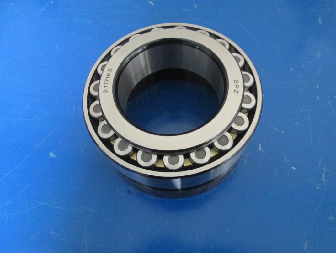 17716 bearing GPZ 80x140x77.07 mm