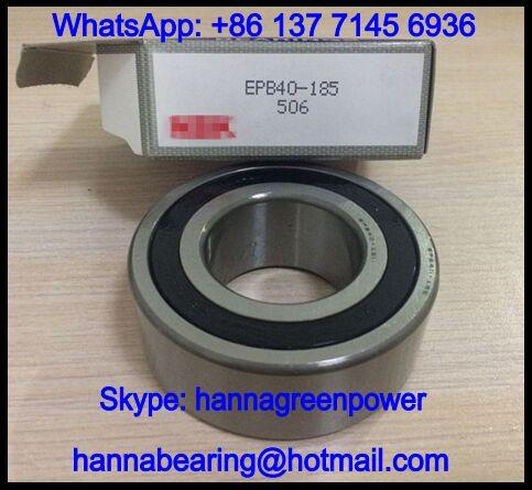 EPB40-185 CG31P5 Ceramic Ball Bearing / High Speed Motor Bearing 40x80x30mm