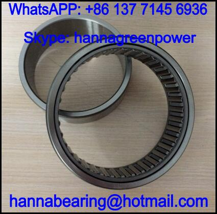 LM243220 Solid Needle Roller Bearing 20x32x20.2mm