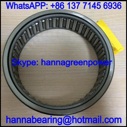 RLM2520 Solid Needle Roller Bearing 25x32x20mm