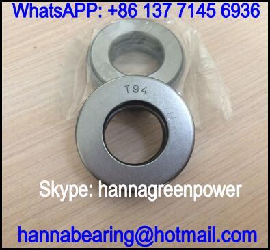 T157W Taper Roller Thrust Bearing 39.954x72.619x21.433mm