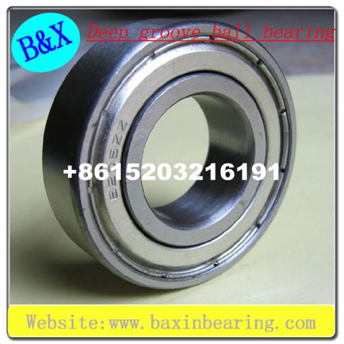 6205ZZ deep groove ball bearing with 25 mm ID x 52 mm OD x 15 mm