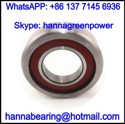 MG307FFTT Forklift Bearing with Cylindrical Outer Ring 35x96.1x24.9mm