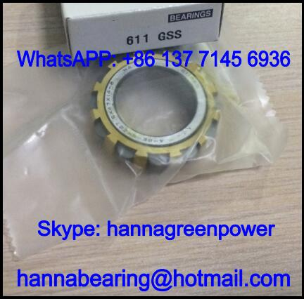 611GSS Eccentric Bearing / Cylindrical Roller Bearing 27.5x47x14mm
