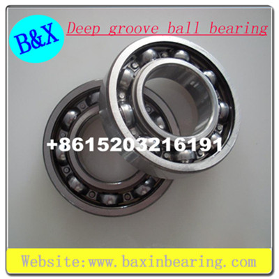 6300 deep groove ball bearing with 10 mm ID x 35 mm OD x 11 mm Wide