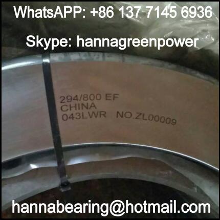 294/800EF Thrust Roller Bearing / Spherical Roller Bearing 800x1360x335mm