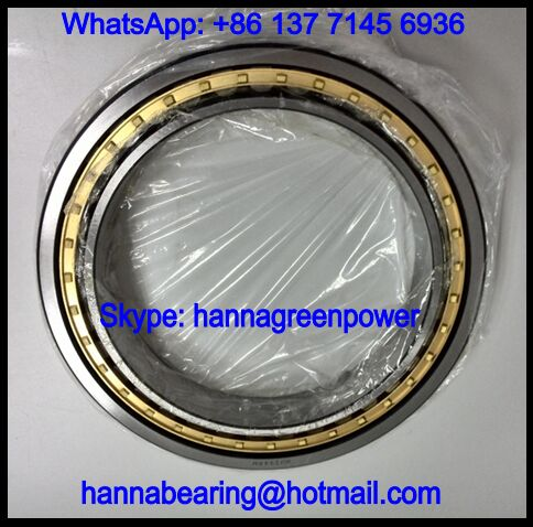 NJ18/560M Brass Cage Cylindrical Roller Bearing 560x680x56mm