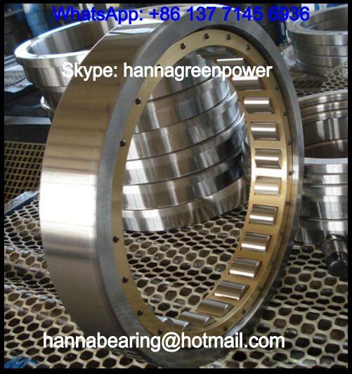 NU18/710ECMA Single Row Cylindrical Roller Bearing 710x870x74mm