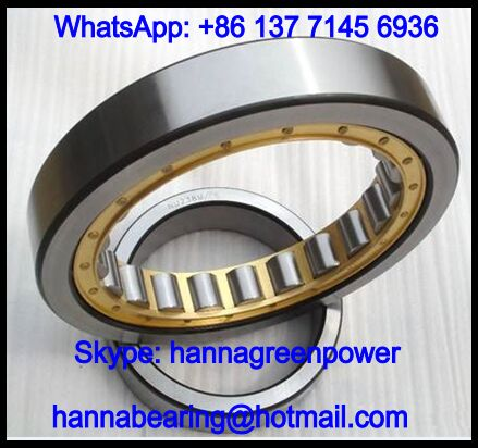 NU18/710M Brass Cage Cylindrical Roller Bearing 710x870x74mm