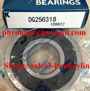 DG407214 Deep Groove Ball Bearing 40x72x14mm