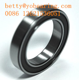 High precision 6816 2RS Thin wall Deep groove ball bearing 80*100*10mm