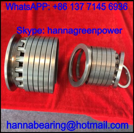 NB4608Y Spiral Roller Bearing / Flexible Roller Bearing 40x71x32mm