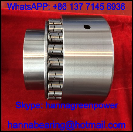 5207 Spiral Roller Bearing / Flexible Roller Bearing 35x72x30mm