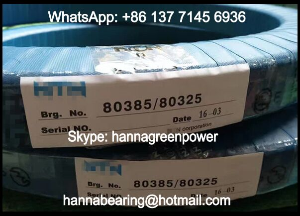 80325/80385 Inch Tapered Roller Bearing 431.8x533.4x46.038mm