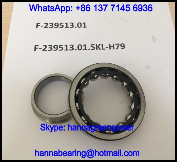 F-239513.01.SKL-H79 Differential Bearing / Angular Contact Ball Bearing 40.98x78x17.5mm