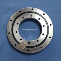 RU297 cross roller ring 210x380x40mm integrated inner and outer ring type
