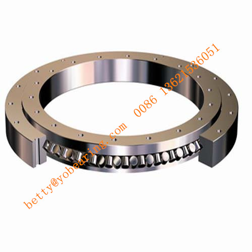 High quality XSI 201355N Cross roller bearing 1210*1455*80mm