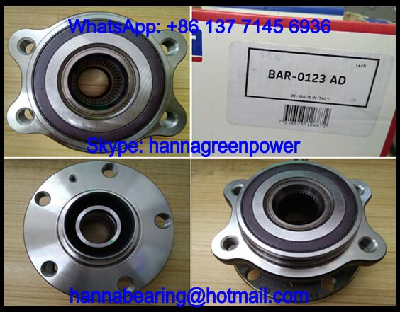 BAR-0123AD / BAR0123AD Front Wheel Hub Bearing