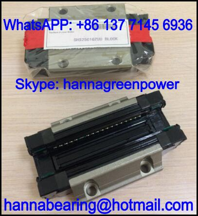 HSR15R1QZSS Linear Guide Block with QZ Lubricator 34x56.6x23.3mm