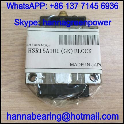HSR65A1UU Linear Guide Block / Slide Block 170x186x90mm
