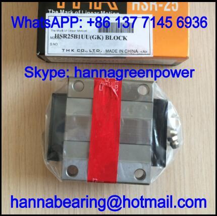 HSR35B1UU(GK) Linear Guide Block / Slide Block 100x109.4x48mm