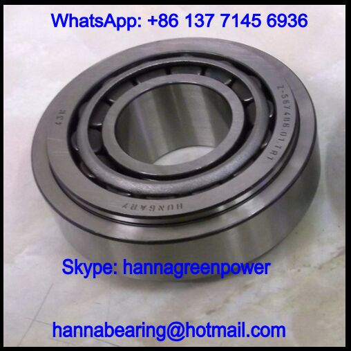 567486.01.TR1 Tapered Roller Bearing / Gear Box Bearing 31.75x79.2x29.37mm
