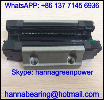 HSR35LR1QZUU Linear Guide Block with QZ Lubricator 70x134.8x47.5mm