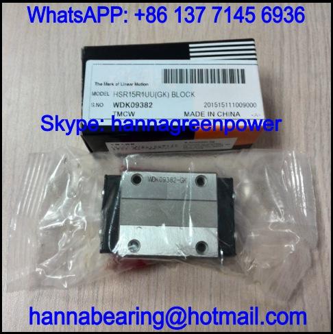 HSR30R1UUM Slide BLock / Linear Guide Block 98x60x38mm